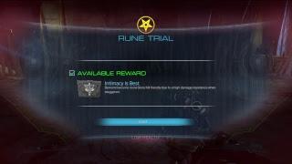 Doom Rune Trials Intimacy Is Best