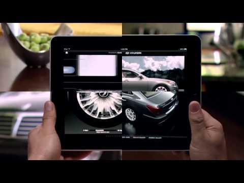 2011 Hyundai Equus Commercial - iPad ownersmanual
