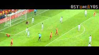 Galatasaray 3-2 Real Madrid Genis Özet Startv -