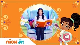 Magical Story Time w/ Tia Mowry Hardrict | Nella the Princess Knight | Nick Jr.