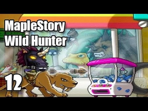 guide hunter maplestory to