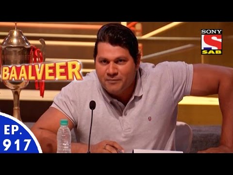 Baal Veer - बालवीर - Episode 917 - 16th February, 2016 thumbnail
