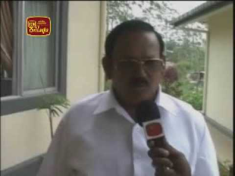 DMK MP is upbeat about facilities in Welfare Villages 12 10 09