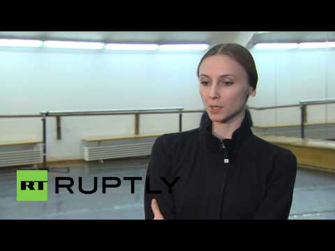 Russia: Peek inside the ballet world of Moscow's Bolshoi Theatre
