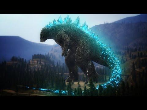 Godzilla Vs Hekaton Trailer #2