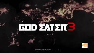 God Eater 3 - Trailer de Anúncio