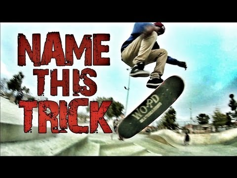 NAME THIS CRAZY ASS TRICK - JONATHAN HENDERSON !!