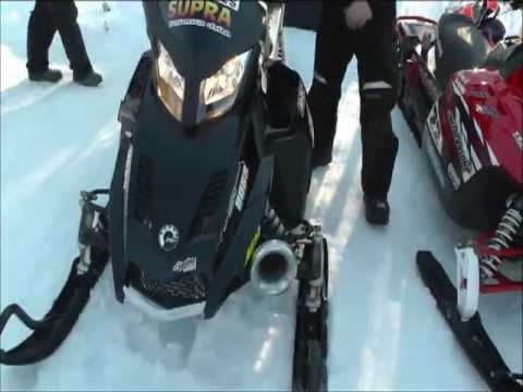 skidoo 1200cc turbo