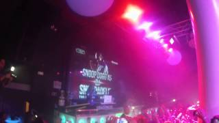 Snoop Dogg as Dj Snoopadelic in Lloret de Mar, Spain