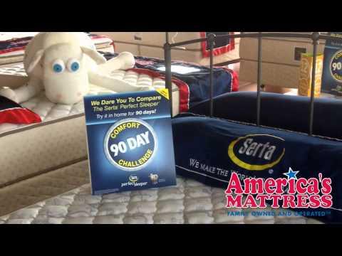 America's Mattress Philadelphia | Serta Tempurpedic iComfort | Where America ...
