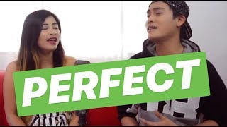 Perfect - Ed Sheeran (Jun Sisa & Shane Tarun)