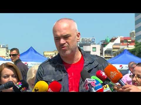 Panairi i punës, Rama: Puna jo vetëm në shtet - Top Channel Albania - News - Lajme