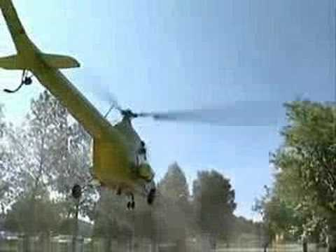 Swedish Helicopter Crash Video
