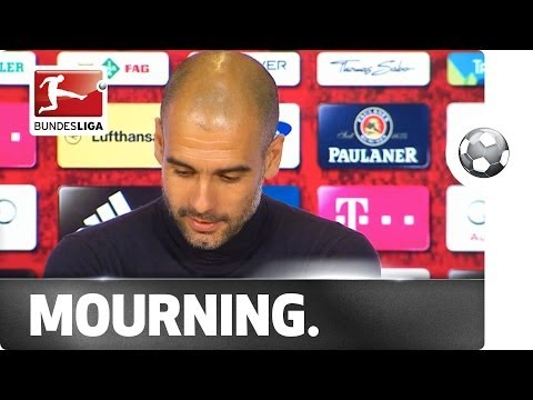 Guardiola's Emotional Words on Tito Vilanova's Passing