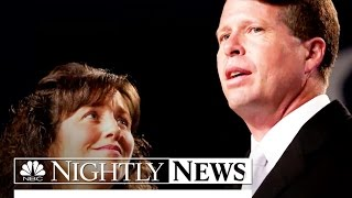 Duggar's Family Sex Scandal Triggers Passionate Response | NBC Nightly News