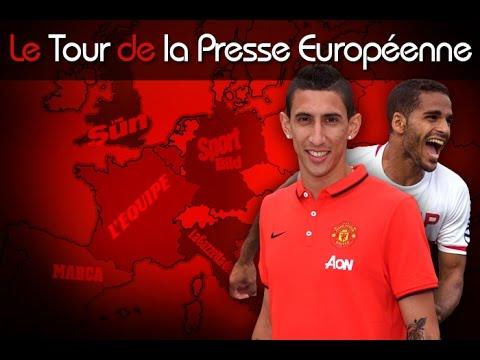 Mercato : Di Maria à Manchester United, Douglas au Barça... La revue de presse des transferts !