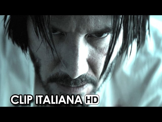 John Wick Clip Italiana 'Intrusi' (2015) - Keanu Reeves Movie HD