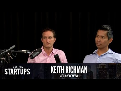 - Startups - News Panel with Peter Pham and Keith Richman - TWiST #278