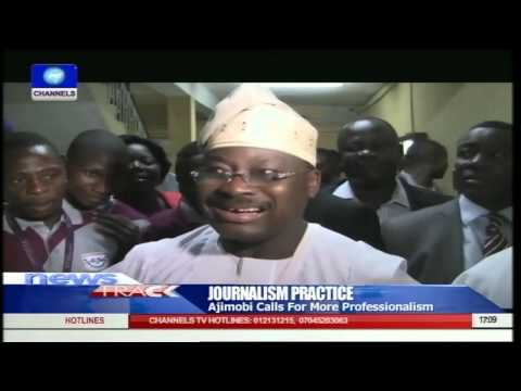Ajimobi Advocates For Investigative Journalism