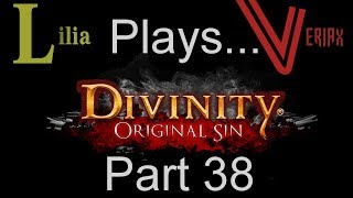 Let's Play Divinity: Original Sin 2 Co-op part 38: Something Fishy Going On!