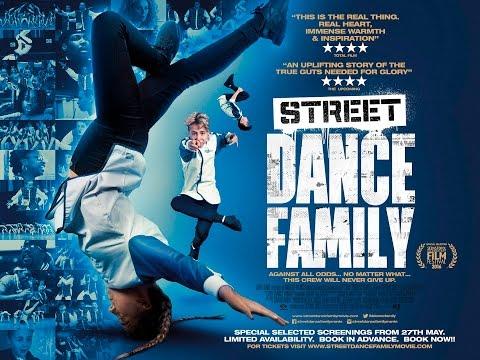 Street Dance Family Official Trailer