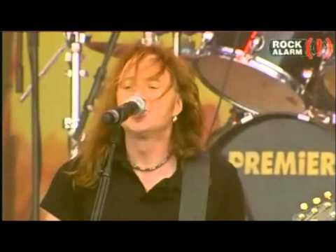 Gamma Ray - Man On A Mission Live