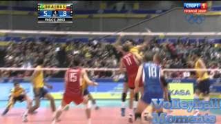 Crazy Volleyball Attacks Part 3