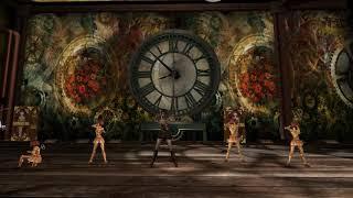 Kellan   Clockwork Man   Dancing Desires   11 Feb 2018