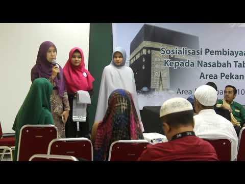 Jual tabungan umroh syariah mandiri
