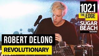 Download Lagu Robert DeLong - Revolutionary (Live at the Edge) Gratis STAFABAND
