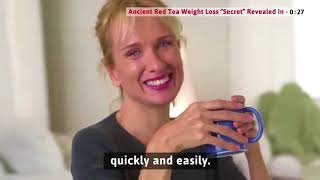 Health & Fitness- The Red Tea Detox