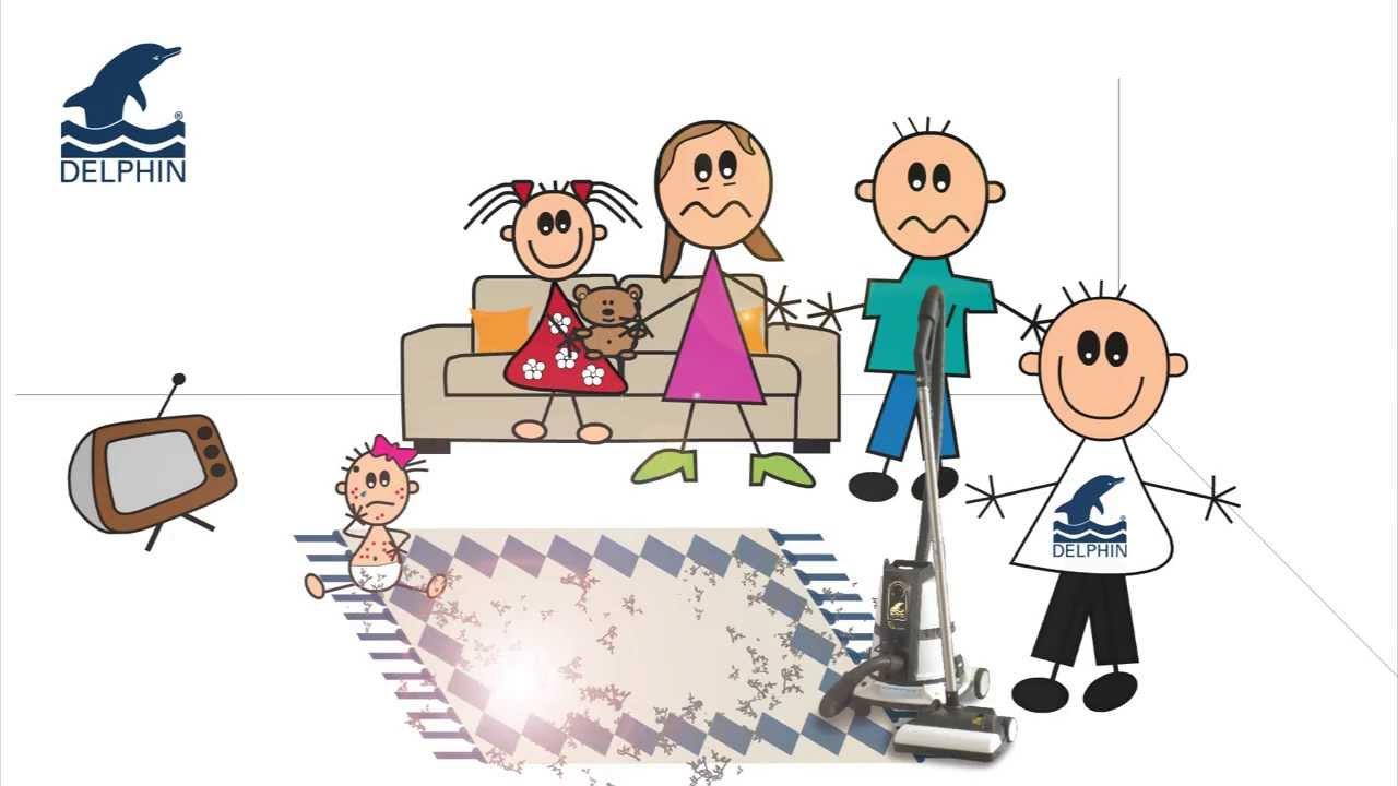 DELPHIN Teppichreinigung schnell, gründlich und