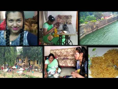 Day in my life  || Full day vlog in mom home || Kumari Telugu vlogs