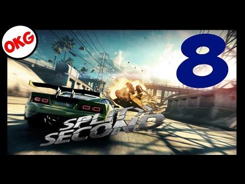 Split Second: Velocity #8 ( Без цензуры. +18 )