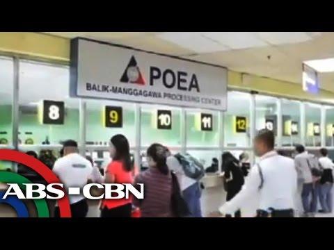 Going abroad for work? Try POEA's online orientation