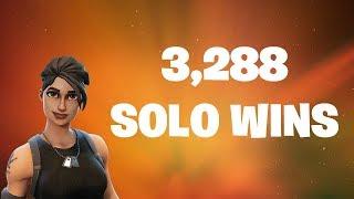 #1 WORLD RECORD 3,288 SOLO WINS