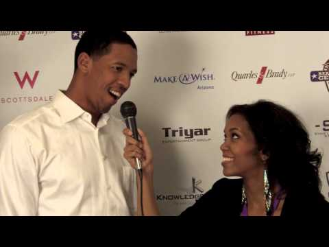 Beanie Wells Celebrity Poker Tournament- Channing Frye