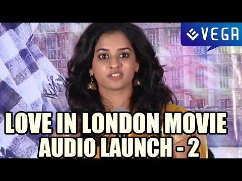 Love In London Movie Audio Launch - Part 2 - Latest Telugu Movie...