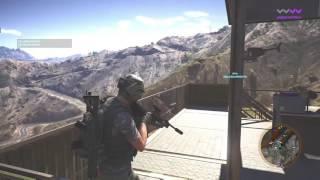 Ghost Recon Wildlands - Random Moment #2  bug