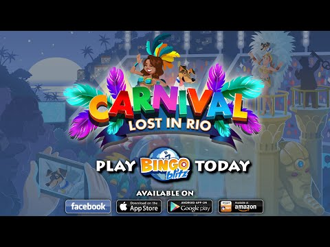 BINGO Blitz - Carnival Bingo Trailer