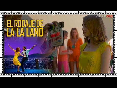 El loco rodaje de 'LA LA LAND' - Detrás de las cámaras // TopGeek