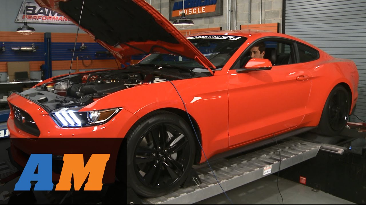 Stock 2015 Mustang Ecoboost Track And Dyno Numbers Review