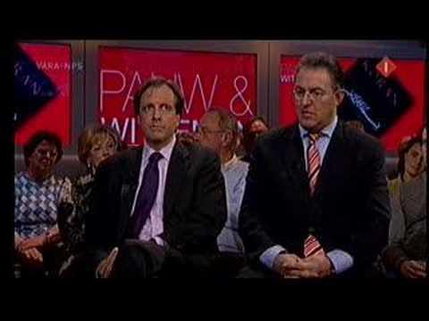 Deze uitzending staat geheel in het teken van Wilders' film Fitna die vandaag gelanceerd werd. Te gast zijn Hans Jansen (arabist), Gerard Spong (advocaat), Alexander Pechtold (D66), Ahmed ...