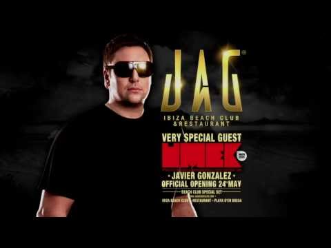 JAG Beach Club Ibiza - Opening Teaser