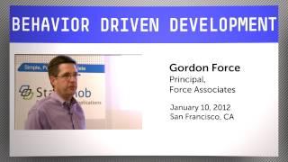 Behavior Driven Development