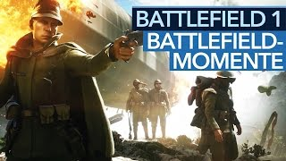 Battlefield 1: Die besten Battlefield-Momente - Killstreaks, Roadkills, Snipes & mehr (Gameplay)