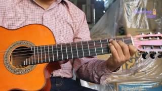 Requinto Ave María de Fátima, cómo tocar guitarra y cómo requintear el 13 de mayo