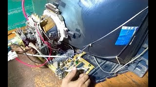 Download How To Repair Standby Mode Of A CRT Color Television  (Part 1) - Bengali Tutorial 3Gp Mp4