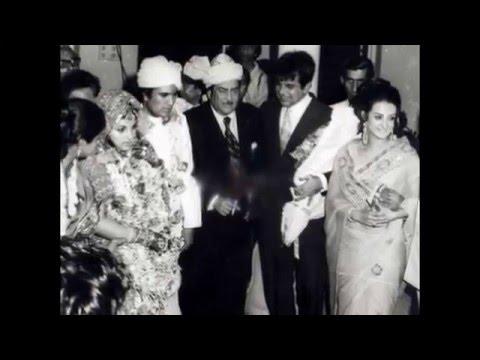 First superstar of Indian film industry - Rajesh khanna