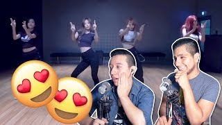 GUYS REACT TO BLACKPINK '뚜두뚜두 (DDU-DU DDU-DU)' DANCE PRACTICE
